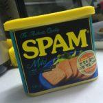 Boite de spam