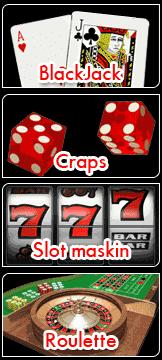 Les jeux en ligne de casino