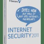La meilleure suite de sécurité Internet en 2011