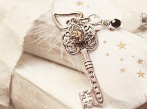 Une clé secrète